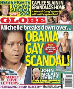 Obama Gay Scandal