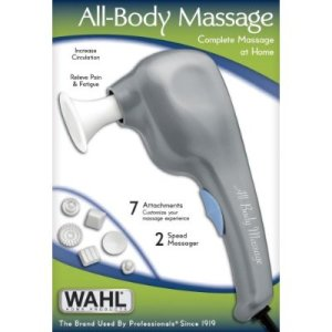 Wahl 2-speed all-body massager