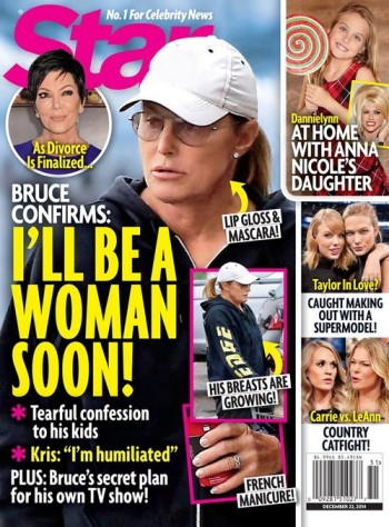 Bruce Jenner Star